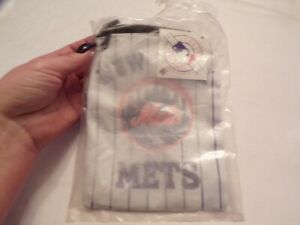New Mets Zippered Bag
