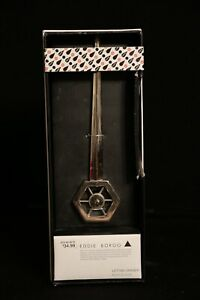Eddie Borgo Modern Letter Opener NEW (damaged box)
