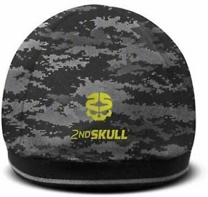 2nd Skull Protective Skull Cap XRD Impact Absorbing Technology Fits Under...