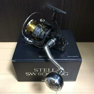 Shimano 13 Stella Sw 8000Hg Good Condition Finally As Soon Possible
