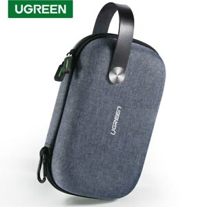 Ugreen Travel Case Electronic Accessories Bag Cable Organizer Carrying Pouch $19.99