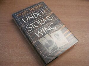 Under Storms Wing by Thomas Myfanwy Hardback Book The Fast Free Shipping $24.70