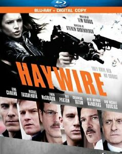 Haywire Blu Ray Digital Copy $7.50