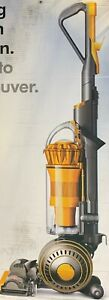 Dyson Ball Multi Floor 2 Upright Vacuum - Yellow New Open Damaged Box