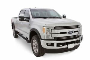 Bushwacker OE-Style FrontRear Fender Flares-Painted Ford Super Duty; 20944-52