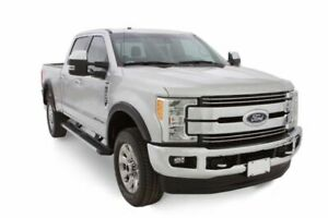 Bushwacker OE-Style FrontRear Fender Flares-Painted Ford Super Duty; 20944-82
