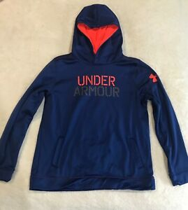 Boys Under Armour Hoodie, size is youth XL $10.00
