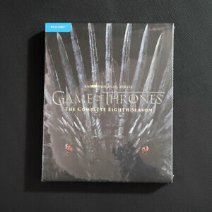 GAME OF THRONES: Season 8 Blu ray No Digital Brand New USPS First Class US $17.99