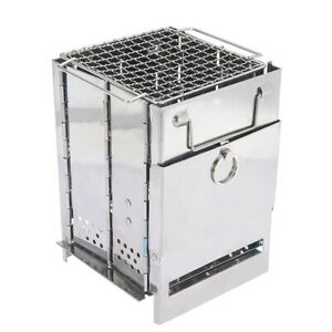 BBQ Charcoal Grill Backyard Barbecue Cooking Outdoor Patio Portable Picnic Stove