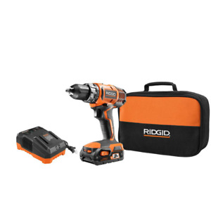 18-V Lithium-Ion Cordless 2-Speed 12in Compact Drill Driver Battery Charger Bag  $118.53