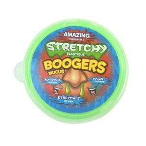 Green Booger Slime Funny Novelty Kids Toy Joke Putty Prank Party Favor Gag Gift