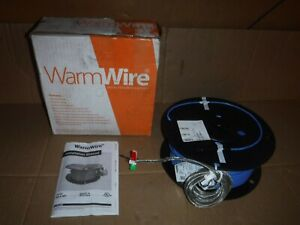 SunTouch WarmWire - 140 Sq Ft - Radiant Floor Heating Wire - 240V # 240140WB-CST