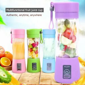 Baby Feeding Squeezers Food Processor 4 Blades Portable Vegetable Blender Mixer
