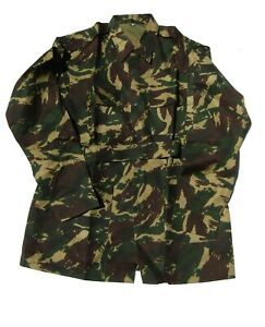 India Army Old Pattern Ghurka Camouflage Shirts Size 4244464850 Chest