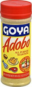 Goya Adobo All Purpose Seasoning With Pepper 16.5 Ounce