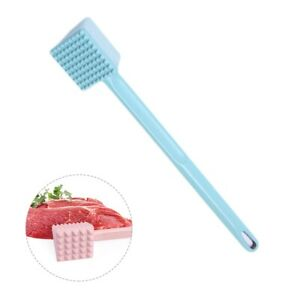 AB_ Tool Aluminum Alloy Three Sides Loose Meat Steak Pork Hammer Tenderizer Stri