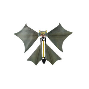 Magic Paper Fly Bat Funny Practical Joke Novelty Halloween Prank Card Gag Gift