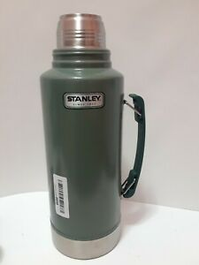 Stanley thermos 2qt 1.9 L. Stainless Steel EN12546-1 Complete