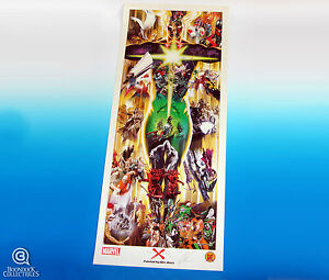 Universe X Monster Lithograph Signed by Alex Ross Marvel Comics Limited Edition