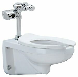 Zurn Z5615.270.00.00.00 1.28 gpf Wall Hung Elongated Toilet System with Top   $714.85