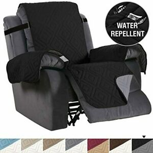 Recliner Covers quilted Sofa anti pets,slip Furniture Protector waterproof couch