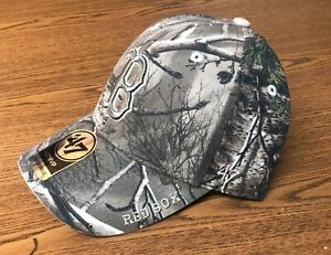 Boston Red Sox Officially Licensed '47 Camouflage Clean Up Adjustable Hat