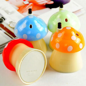 New Holder Toothpick Pocke Kitchen Mushroom Household Health Care Gifts Cans 6T