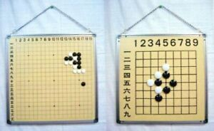 Go Professor For Magnet Board Guidance For Cross-Cut (9, 19 Road) Set