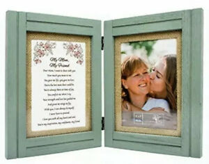 Harmony Tree Collections Gift for Mom - My Mom - 5x7 Picture Frame - Fathers Day