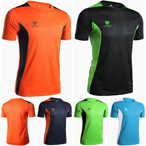 Mens Quick Dry T Shirt Fitness Sports Athletic Short Sleeve Tee Shirt Golf Top $16.43