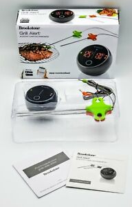 Open Box Brookstone Grill Alert Bluetooth App Controlled BBQ Thermometer