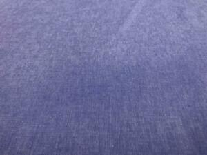 100% Cotton Chambray Shirting Fabric Sold By The Yard 4.5 Ounces