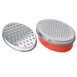 1pc Stainless Steel Cheese Grater Durable Multifunctional Grater Fruits Zester