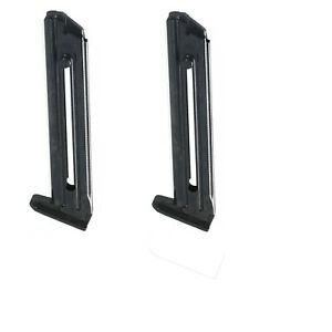 Browning Buckmark 22lr 10rd Blue Factory Magazine 2-PACK $53.90