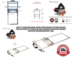 Multi-function Edge Guide Positioning Cutting Board for Electricity Circular Saw