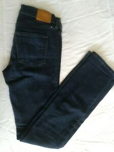 LUCKY BRAND Brooke Boot Bootcut Jeans Size 00 24 Best Jeans Ever Dark Blue