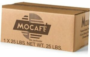 MOCAFE Azteca D'oro 1519 Mexican Spiced Ground Chocolate, 25-Pound Box Instant F