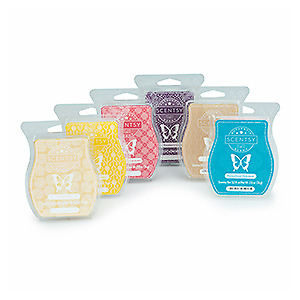 NEW SCENTSY BARS 3.2oz WAX - VARIETY - DISCOUNT - FREE SHIPPING