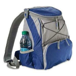 Picnic Time PTX Insulated Backpack Cooler with Water Resistant Interior,