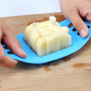 Multi function Potato Cutting Device Kitchen Gadgets Fruit Vegetable Tools