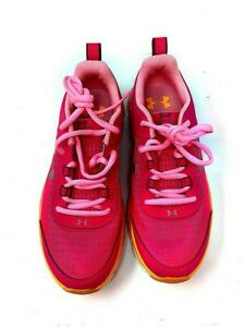 Under armour shoes womens girls 5Y $29.99