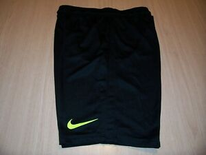 NIKE DRI FIT BLACK ATHLETIC SHORTS MENS SMALL EXCELLENT CONDITION $7.50