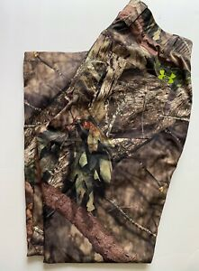 Under Armour Break Up Country Camo Early Season Hunting Loose Fit Pants 34 x 30 $59.99