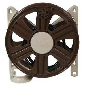 AMES 2388340 Wall Mount Hose Reel,Polypropylene