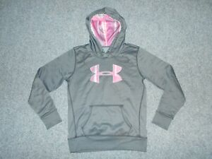 UNDER ARMOUR WOMENS MEDIUM THERMAL PULLOVER HOODIE $8.99