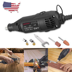 110V 125W Electric Grinder 5 Speed Power Tool Drill Electric Rotary Tool US Plug