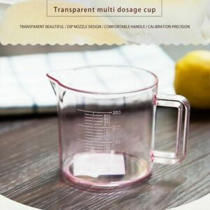 Kitchen tools 250ml Resin Plastic Measuring Cup Kitchen Measuring Tools  For Bak