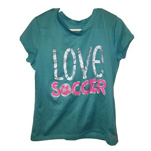 Girls Dri Fit Shirts Size 7 2 Shirts Selling Together $12.99