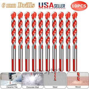Multifunction Ultimate Drill Bits Ceramic Wall Glass Punching Hole Working Set