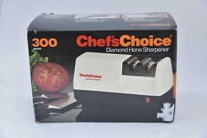 Chef's Choice Diamond Hone Electric Knife Sharpener Model 300